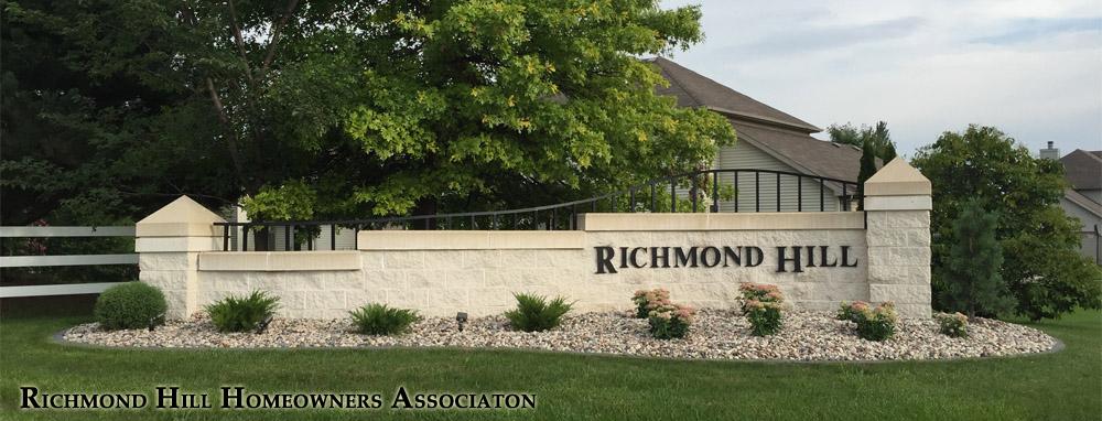 Richmond Hill Neighborhood